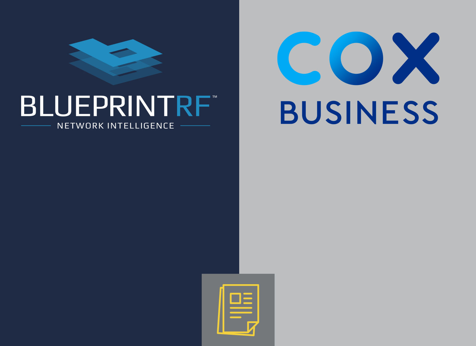 Blueprint RF, Cox Communications news