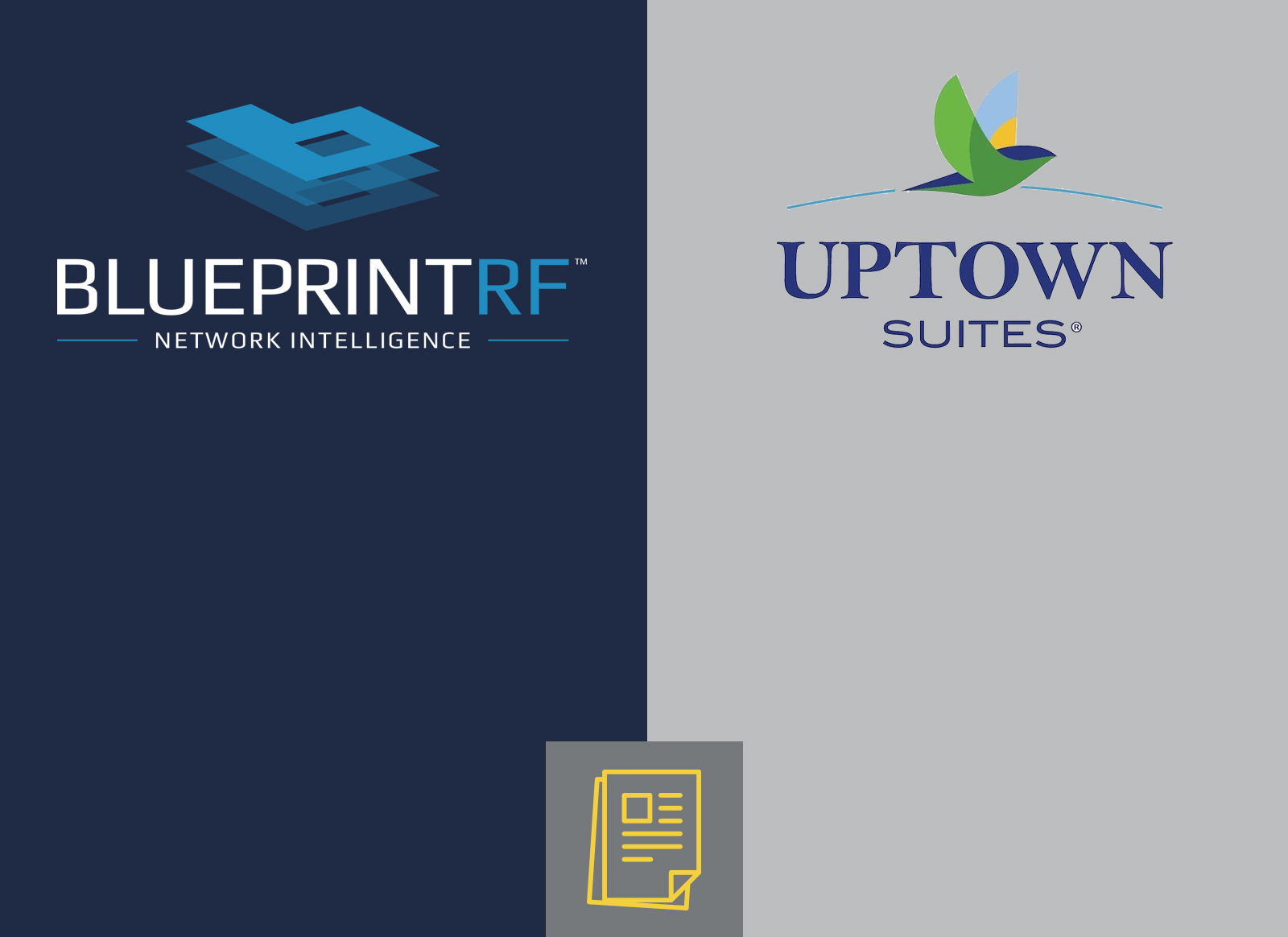 Blueprint RF, Uptown Suites News