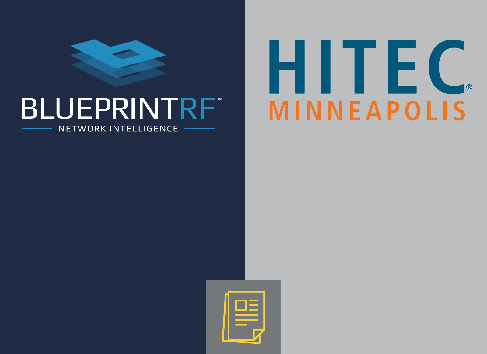 Blueprint RF, HITEC 2019 Minneapolis