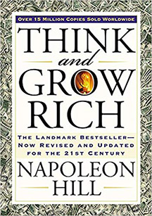 Best Books for Entrepreneurs: Think and Grow Rich