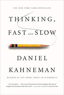 Professional Growth Books: Thinking Fast and Slow