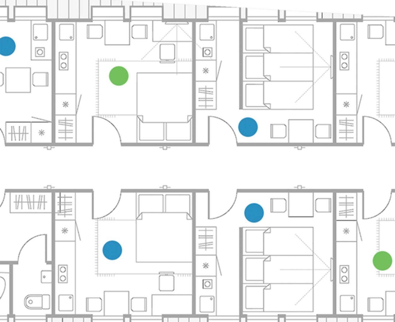 Hotel WiFi Network Layout and Design