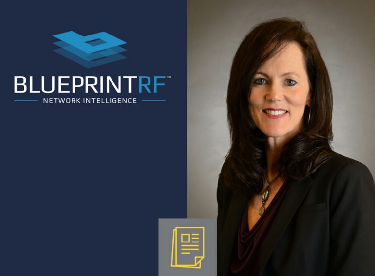 Blueprint RF Sales Director Kathy Hatala